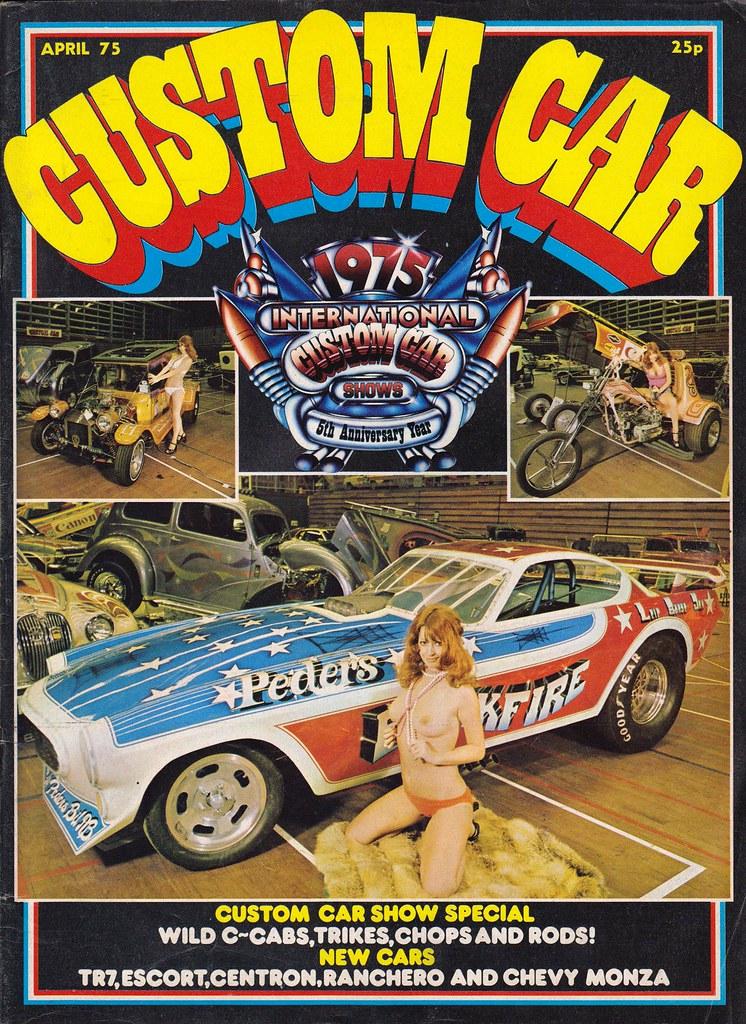 British Custom Car Tv Show