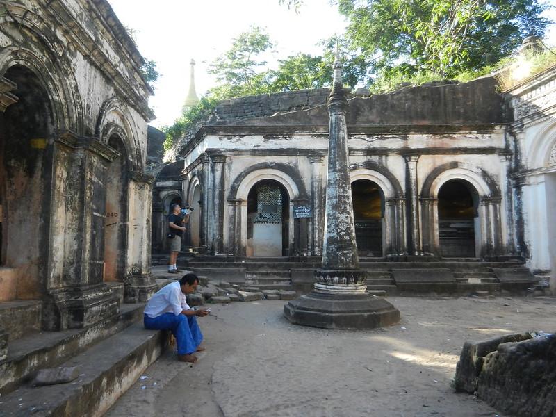Пховин. Монива Бирма