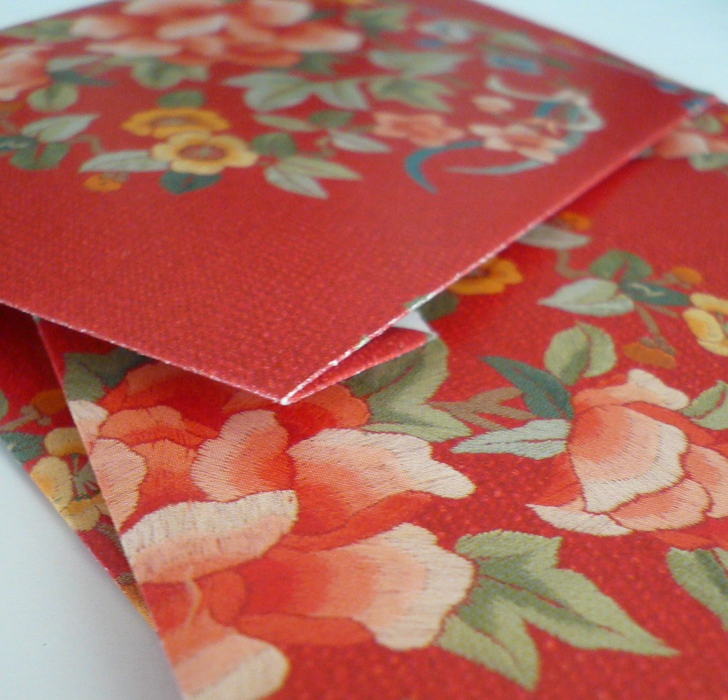 Lai see origami red envelope tutorial giveaway made for Ang pao origami