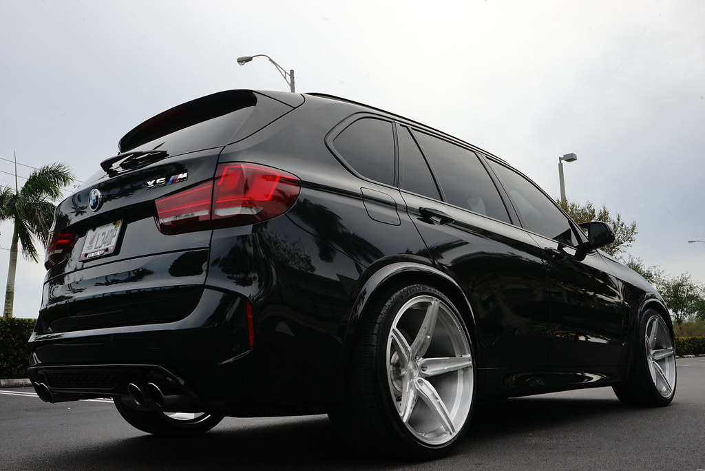 Bmw F85 X5m Velos S5 Forged Wheels First Kw V3