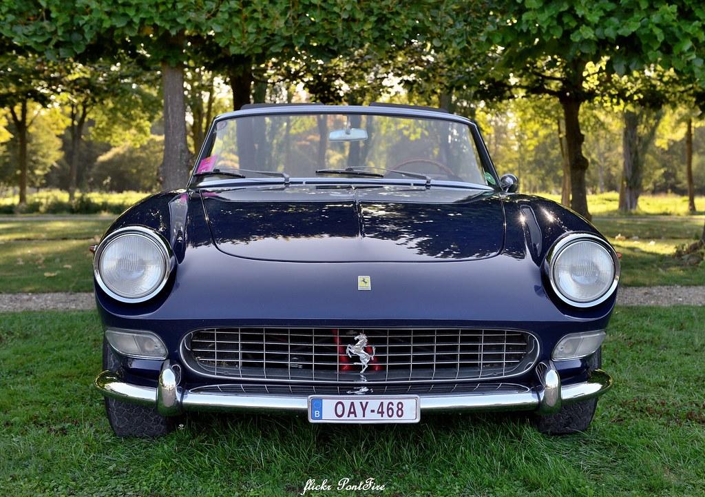 1965 Ferrari 275 GTS de raquel Welch