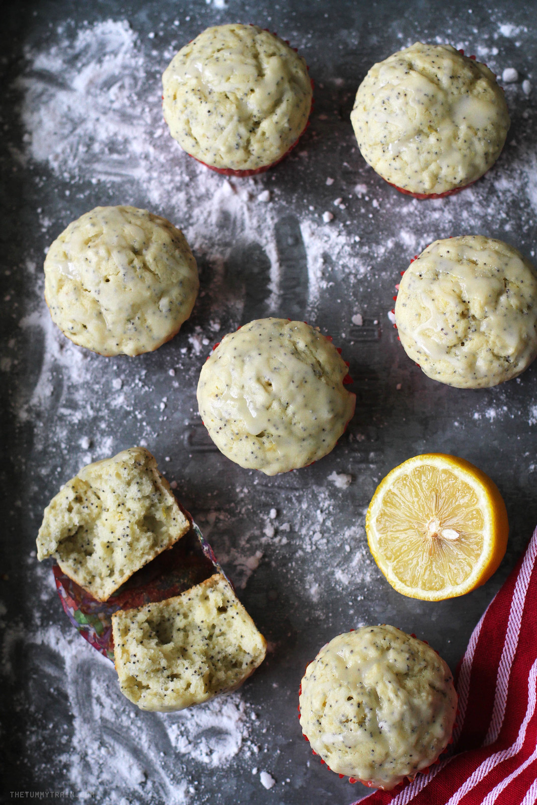 25010662592 c2651ac6ba h - Getting personal with these Lemon Poppyseed Muffins