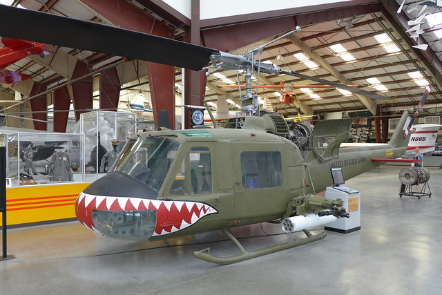 Bell UH-1M Iroquois