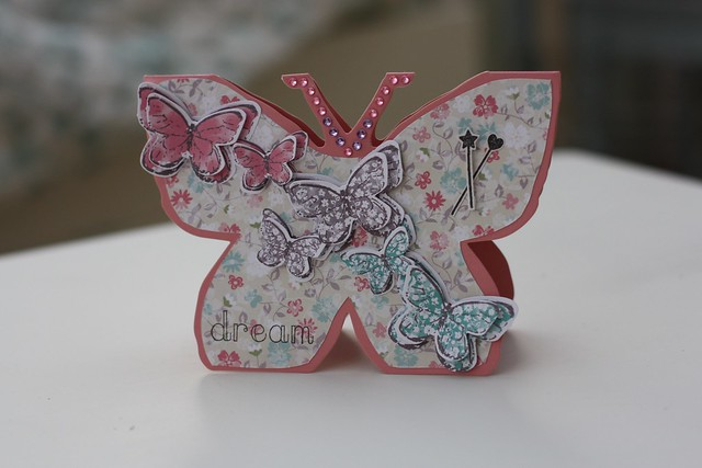 Butterfly Dreams Card Compendium  - Butterfly Dream card by StickerKitten