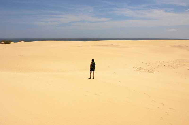 Andy, Corralejo Dunes, Fuerteventura