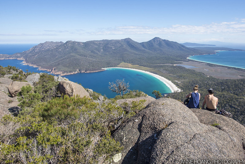 Mt Amos walk, Tasmania