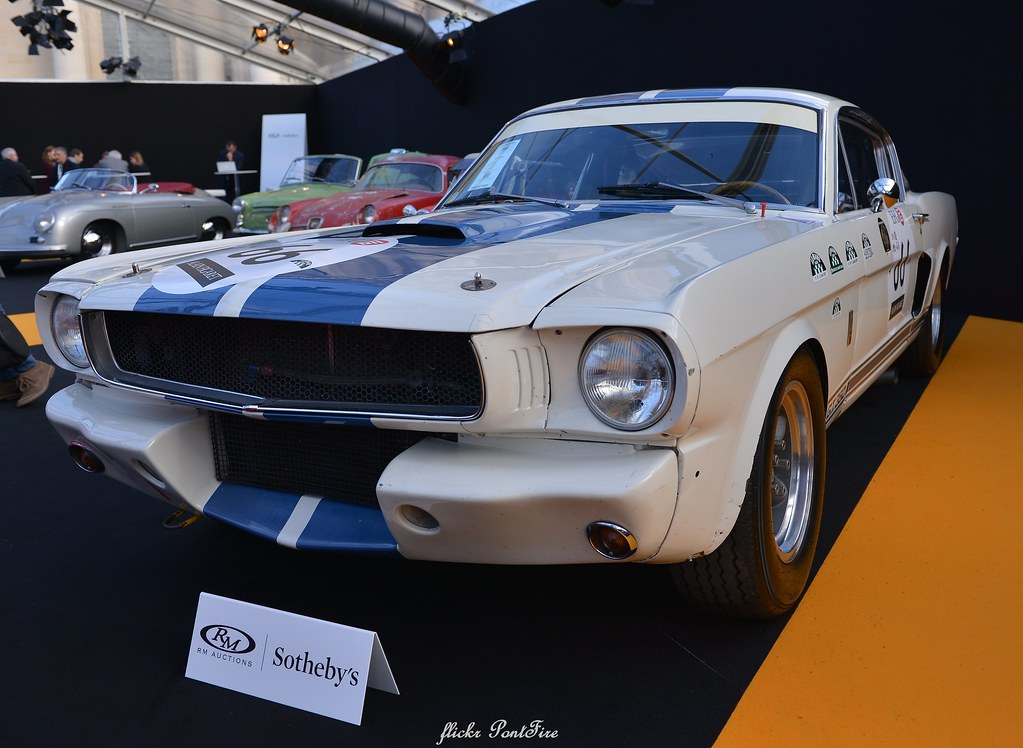 1966 Shelby mustang G.T.350