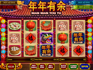 Nian Nian You Yu slot game online review