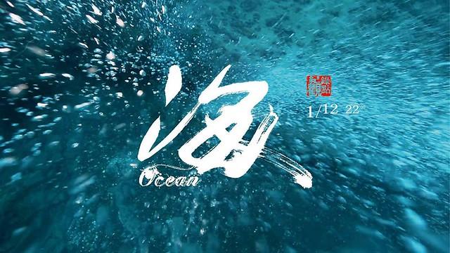 柯金源20年海洋紀錄片《海》。圖片來源:紀錄觀點