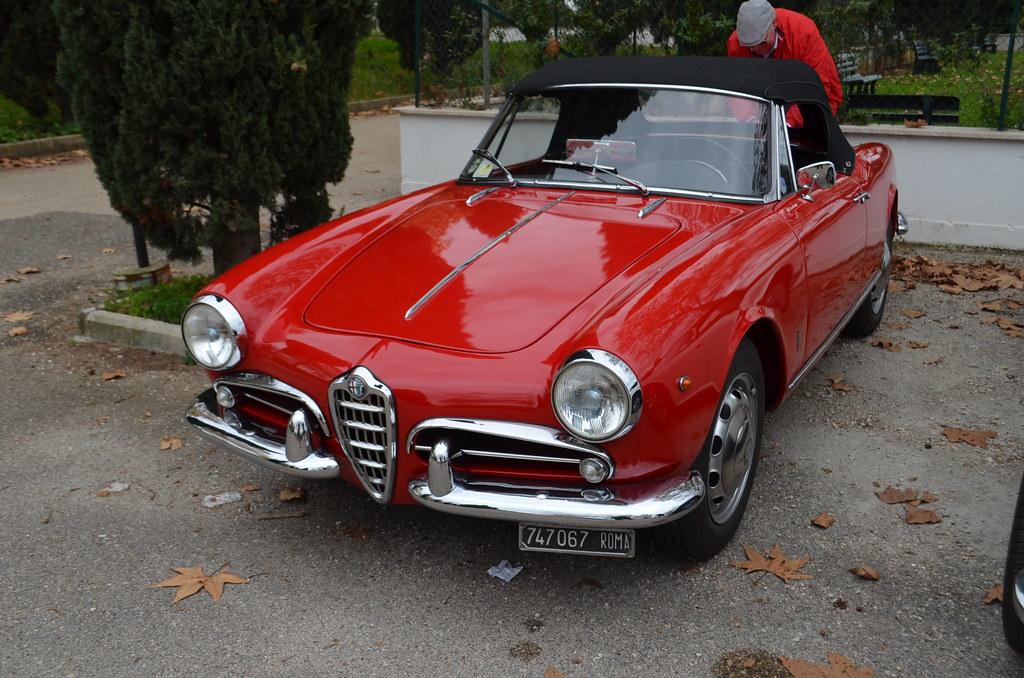 Giulietta Spider - 1961