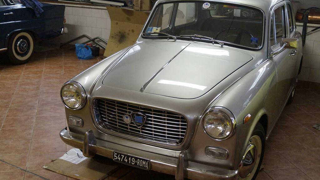 Lancia Appia III^ Serie - 1962