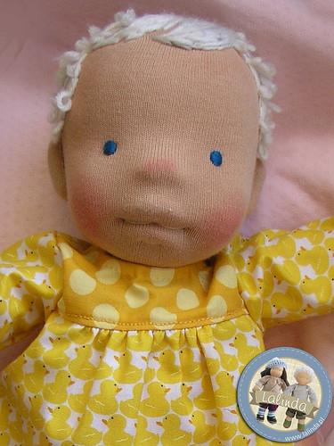 Mandi - 16 inch baby doll