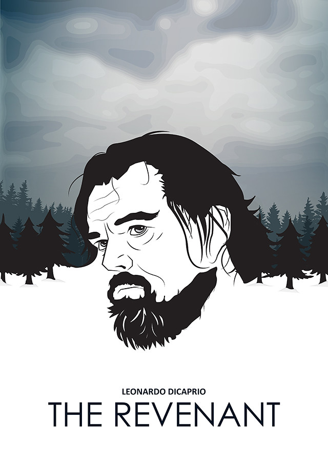 The Revenant Poster design