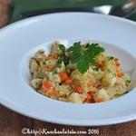 Couscous mit Hähnchen