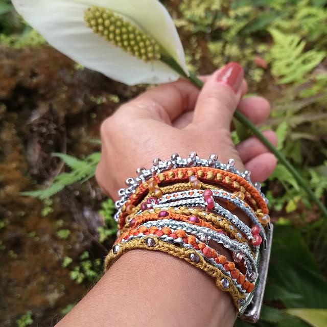 Lucet Challenge Bracelet