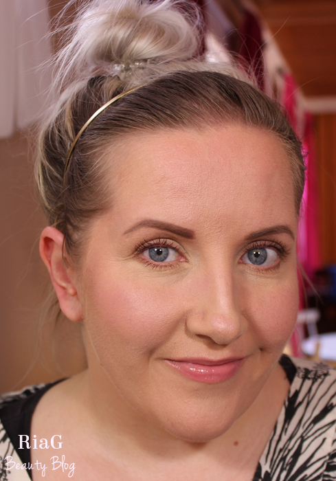Nude Makeup Look With All Avon Products  Ria G  Beauty Blog-4847