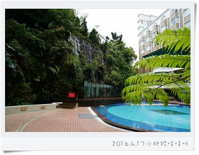 【號稱溪頭最高級的米堤大飯店】小安比第一次住飯店