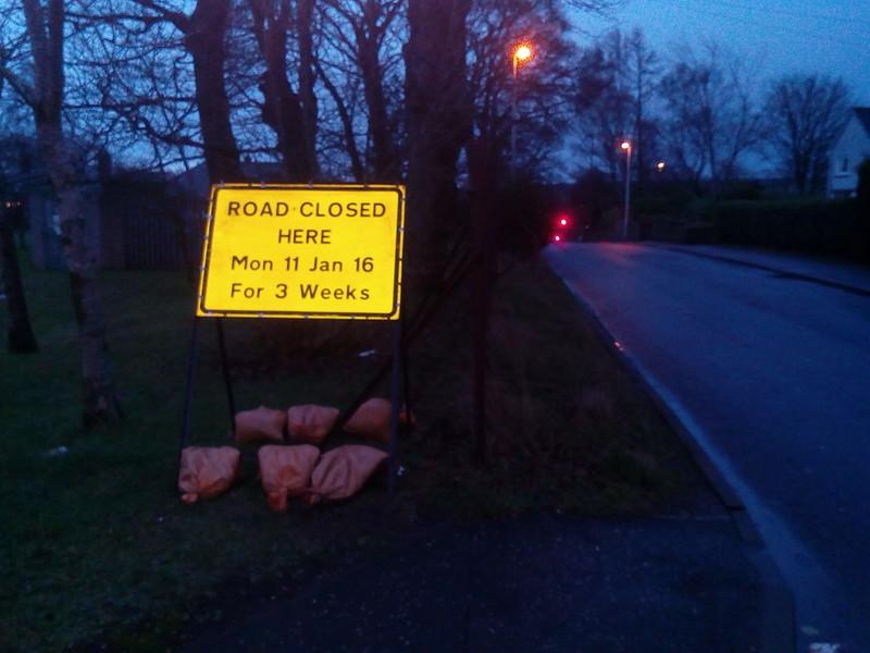 Good news and bad for Mauricewood Road 23949437925_f23312b090_c