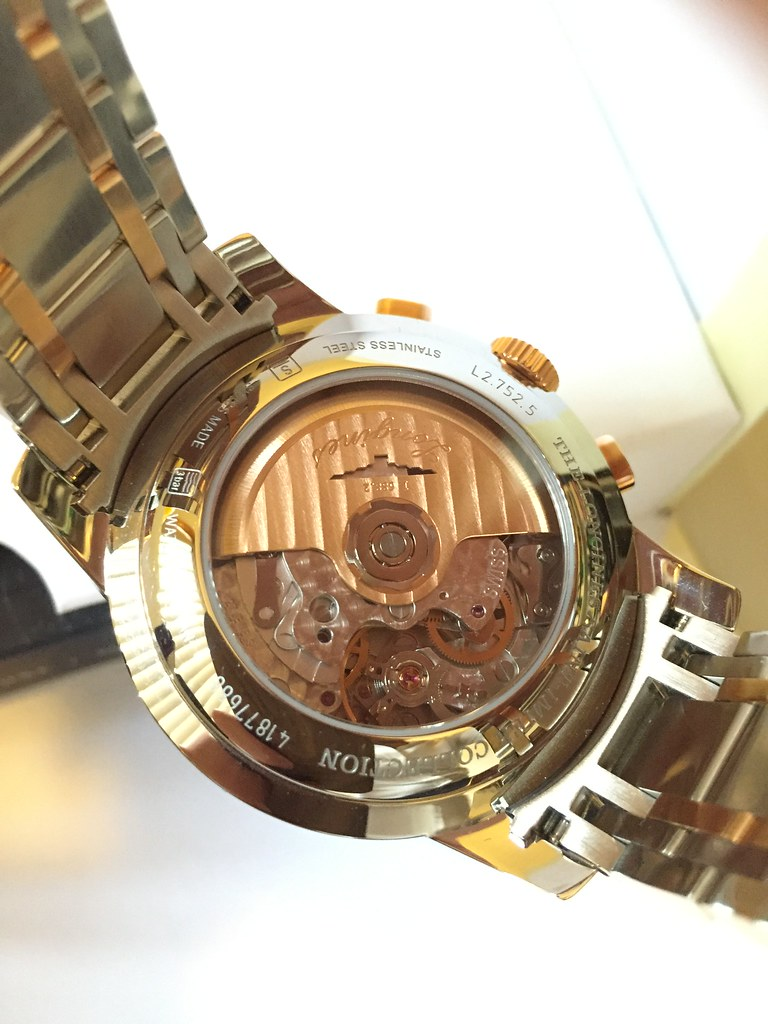 how to tell if a longines watch is real