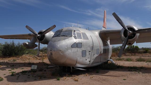 Fairchild C-123K Provider