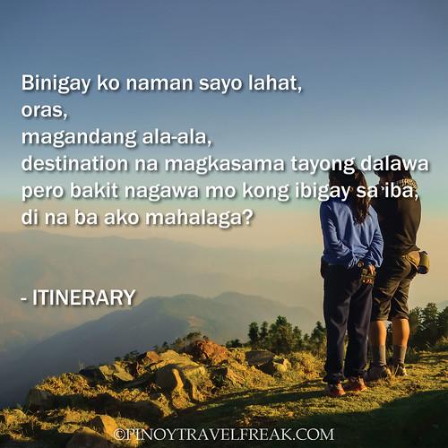 1. Binigay Ko Naman Sayo Lahat, Oras, Magandang Ala Ala, Destination Na  Magkasama Tayong Dalawa Pero Bakit Nagawa Mo Kong Ibigay Sa Iba, ...