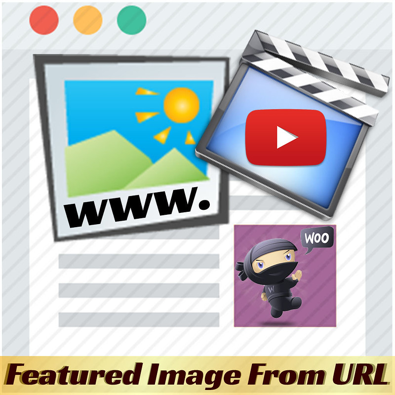 Featured Image From URL Premium
