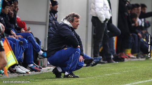 """Catania, Moriero: """"Non mi aspettavo una sconfitta""""$"""
