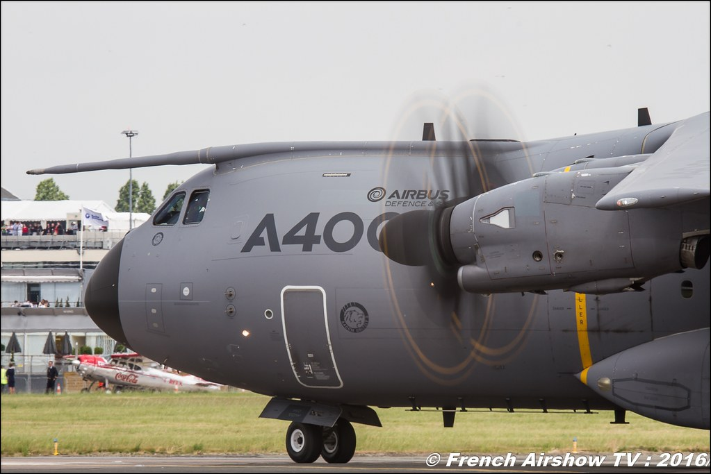 A-400M Atlas Airbus Military , Airbus Group ,Avion de transport militaire, Paris Airshow 2015 , Salon du Bourget 2015 ,lebourget, Meeting Aerien 2015
