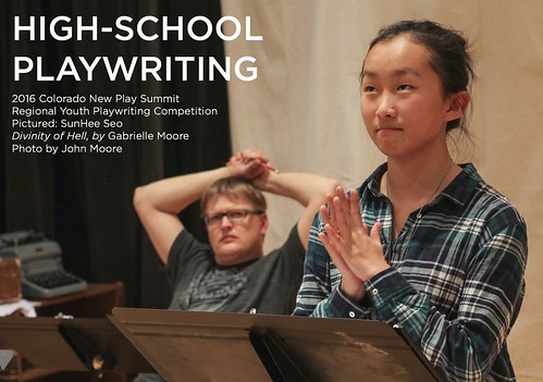 2016 Student Playwriting Competition