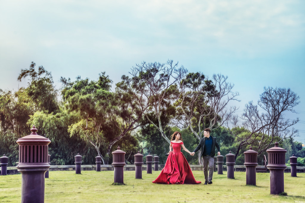 自助婚紗 自由島影像團隊