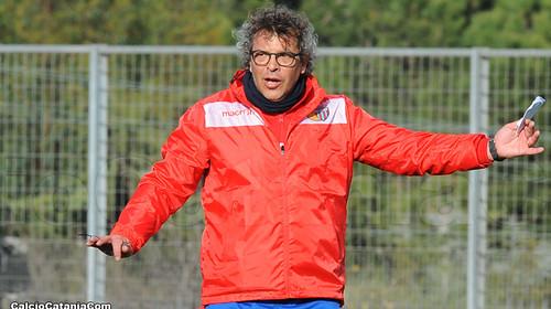 Il nuovo tecnico Francesco Moriero a Torre del Grifo