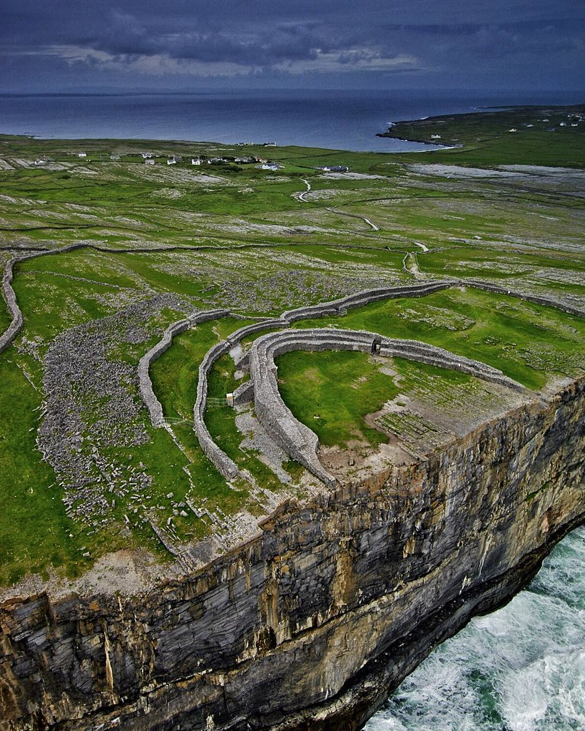 Islands of Aran, Dun Aengus - Sacred places