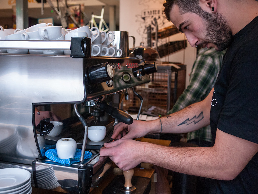 Terrone Coffee Cycle Saturday