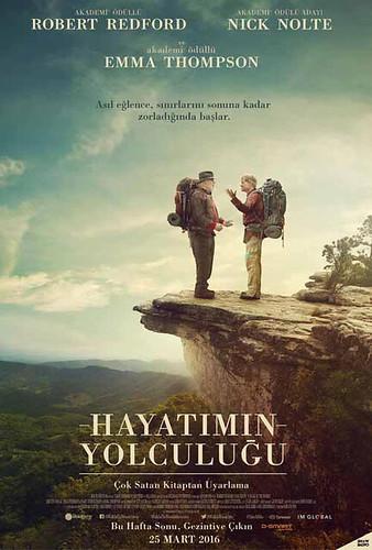 Hayatımın Yolculuğu - A Walk in the Woods (2016)