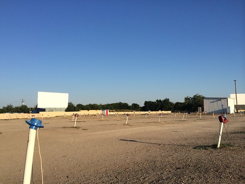 drive in movie theatre dallas texas