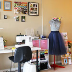 KATRYNA'S SEWING SPACE TOUR