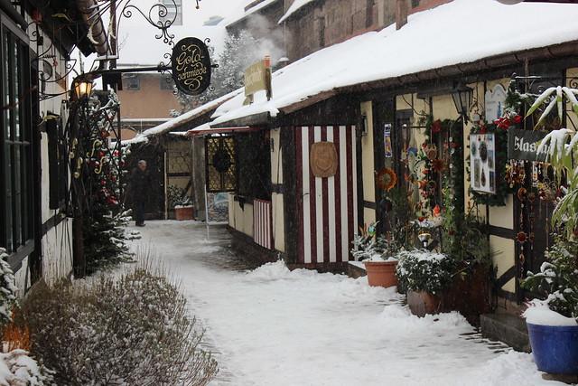 Weihnachtsmarkt in Nürnberg III