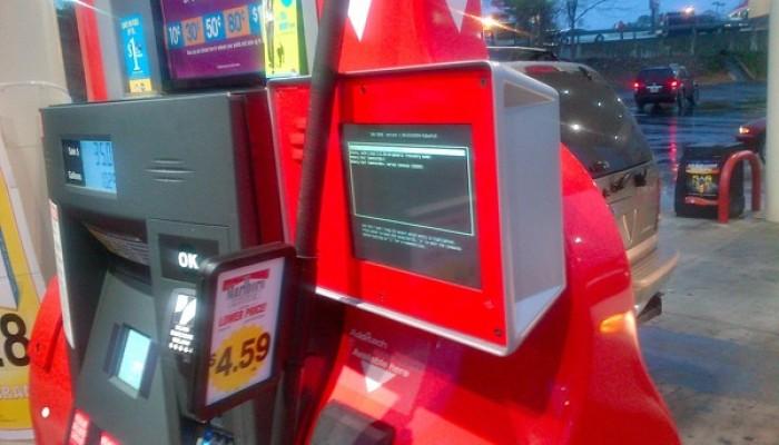 Ubuntu на автозаправке