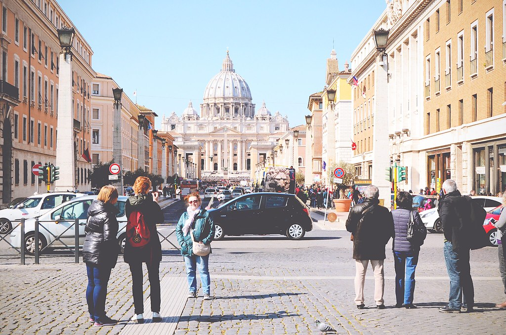 Vatican City, Rome | via It's Travel O'Clock