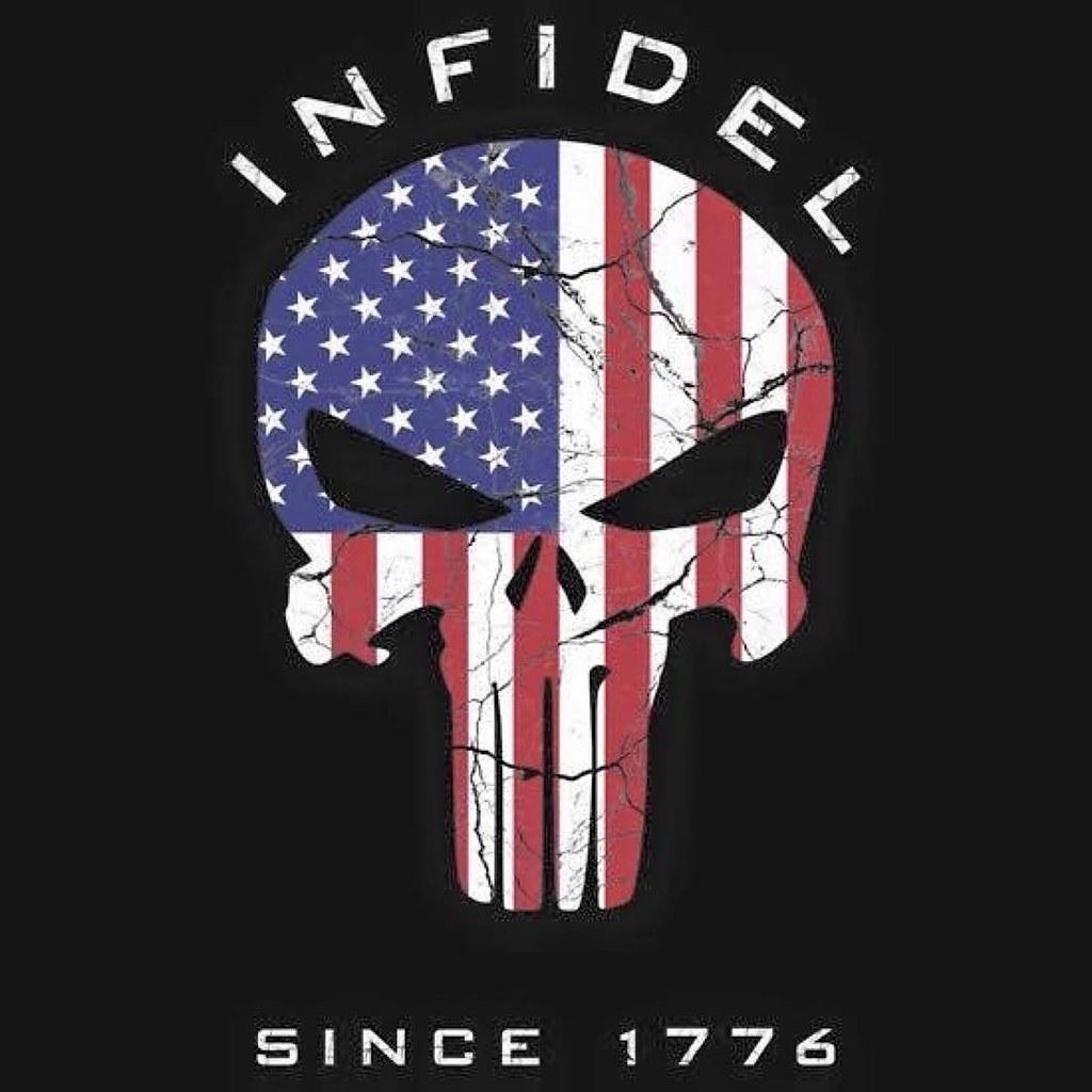 infidel since 1776 infidel since 1776 instago