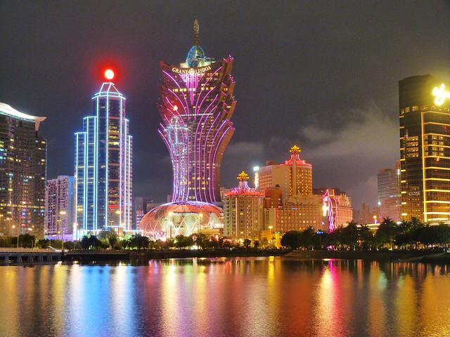 Skyline de Macao