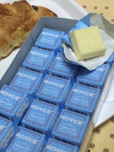 ロイズ チロルチョコ ホワイト 2016.2