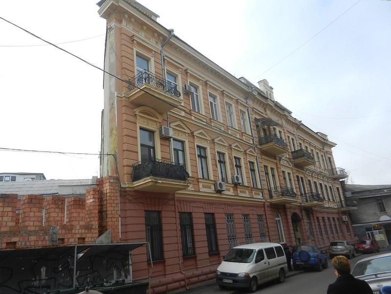 По улицам Одессы