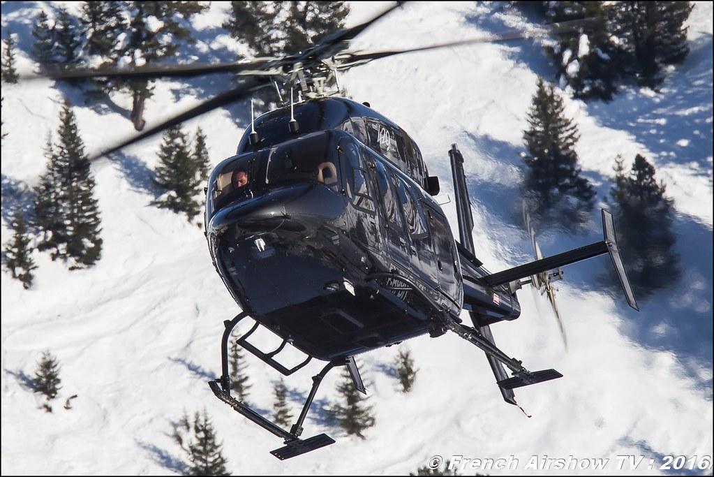 Bell 429 GlobalRanger - F-HPBH - Héli Sécurité ,Salon Hélicoptère à Courchevel 2016, Meeting Aerien 2016