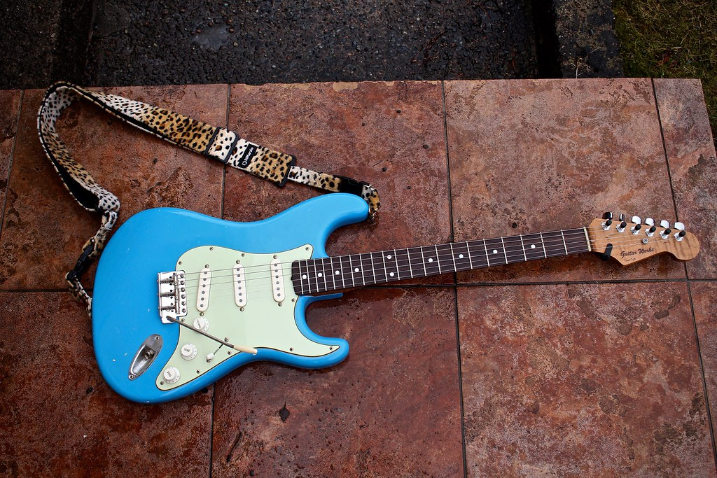 NTD! Best strat trem ever!!!!!! | The Gear Page