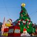 Lego Christmas Tree, Melboune