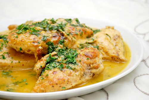 Instant Pot: Triple Citrus Chicken Piccata