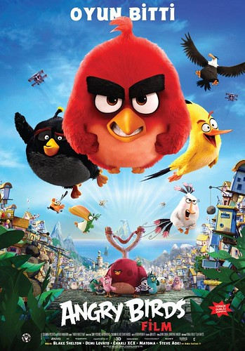 Angry Birds Film - The Angry Birds Movie (2016)