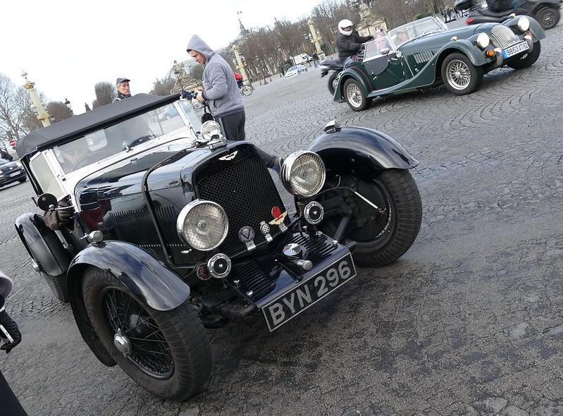 GTHP 2016 - Perle rare, Aston 1500 LM Mark 2 24213378372_5f094c4dae_c