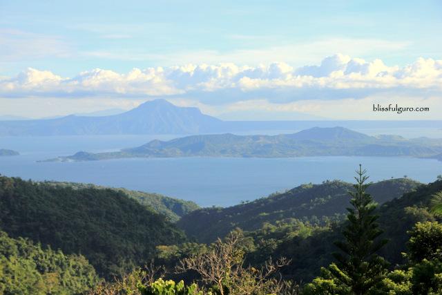Tagaytay Taal Lake Volcano